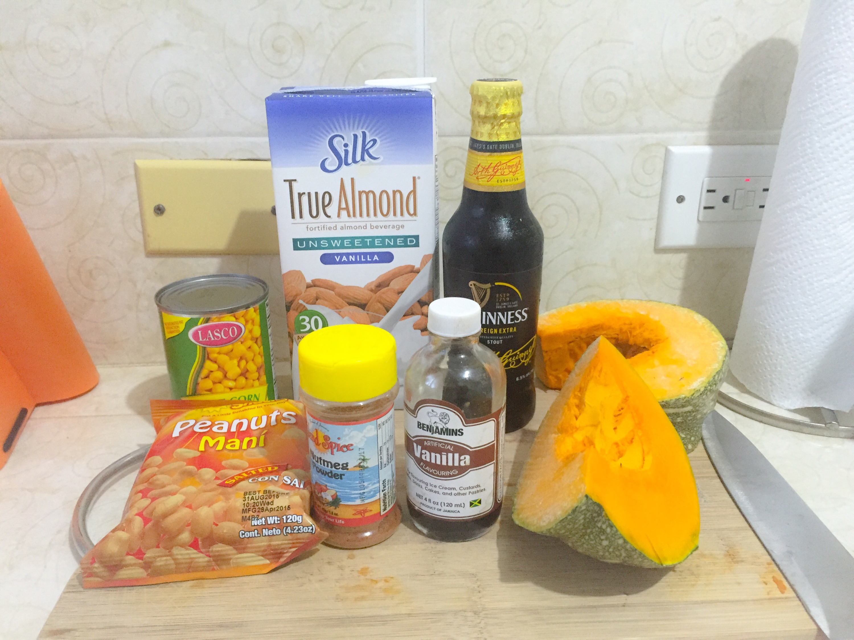 DIY – Jamaican Pumpkin Punch With A Twist