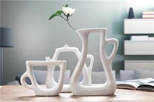 ceramic-fashion-creative-abstract-flower-vase-pot-home-decor-craft-room-decoration-handicraft-porcelain-tea-coffee-sets-figurine